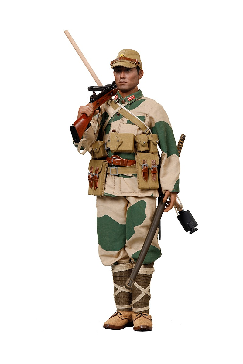 japanese - NEW PRODUCT: IQO Model: 1/6 WWII series 1941 Philippines, 1945 Okinawa (NO.91003, 91004) 08500010