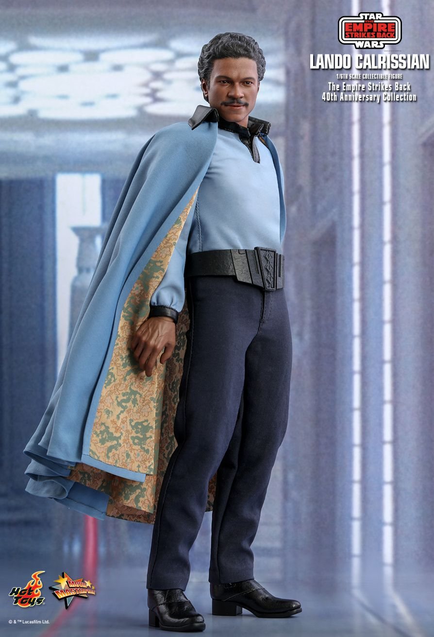 movie - NEW PRODUCT: HOT TOYS: STAR WARS: THE EMPIRE STRIKES BACK™ LANDO CALRISSIAN™ (STAR WARS: THE EMPIRE STRIKES BACK 40TH ANNIVERSARY COLLECTION) 1/6TH SCALE COLLECTIBLE FIGURE 0897f310