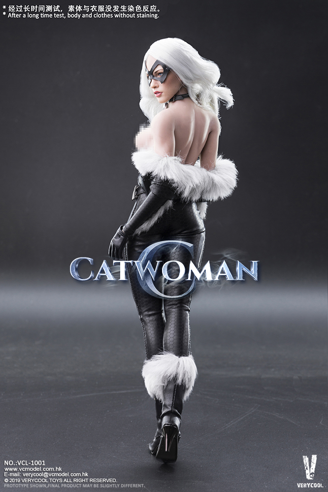 Topics tagged under catwoman on OneSixthFigures 09185310