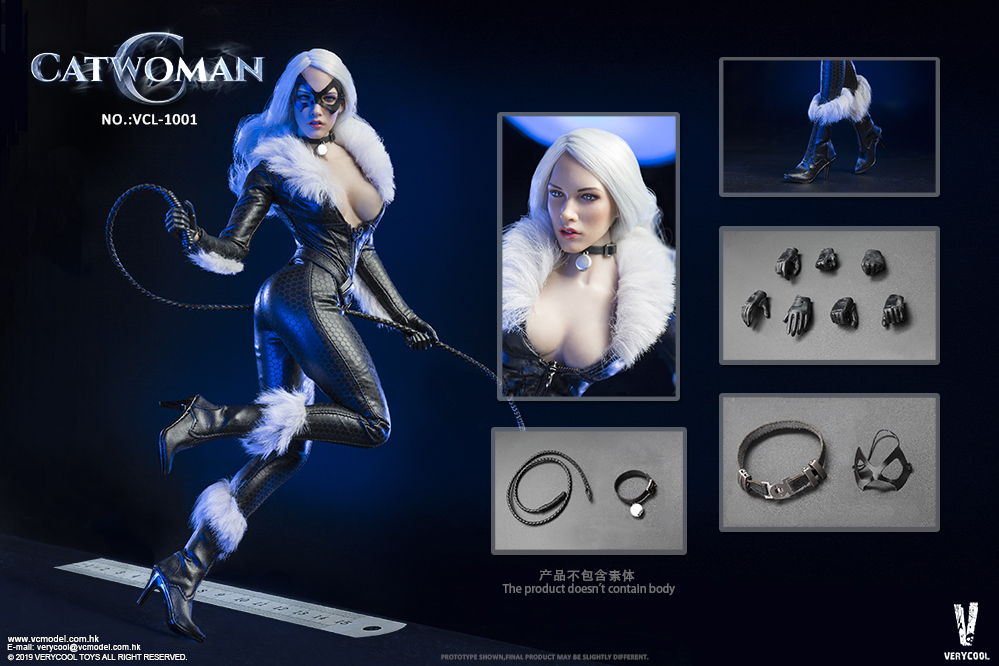 Topics tagged under catwoman on OneSixthFigures 09185410