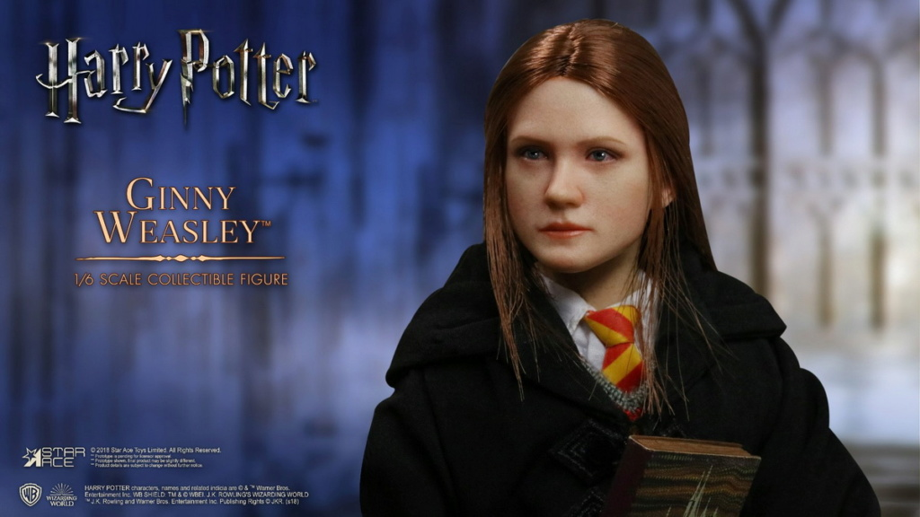 harrypotter - NEW PRODUCT: Star Ace Toys: 1/6 Harry Potter Collection - Ginny Weasley & Luna Lovegood SA062 SA063 09372210