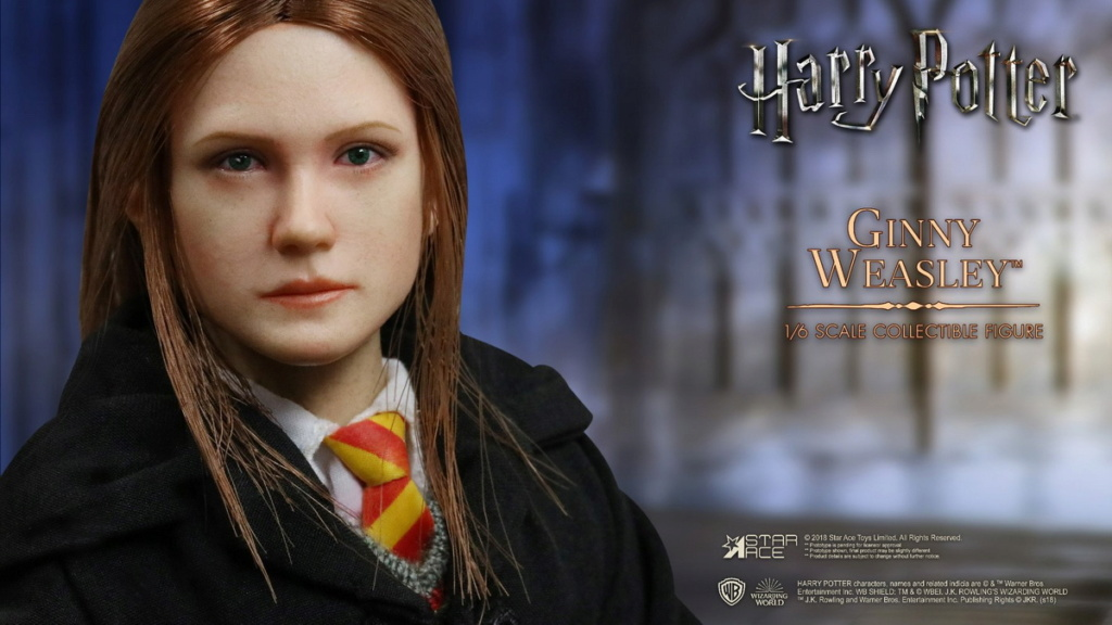 harrypotter - NEW PRODUCT: Star Ace Toys: 1/6 Harry Potter Collection - Ginny Weasley & Luna Lovegood SA062 SA063 09372610