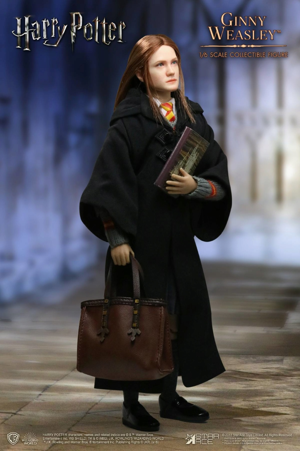 harrypotter - NEW PRODUCT: Star Ace Toys: 1/6 Harry Potter Collection - Ginny Weasley & Luna Lovegood SA062 SA063 09373010