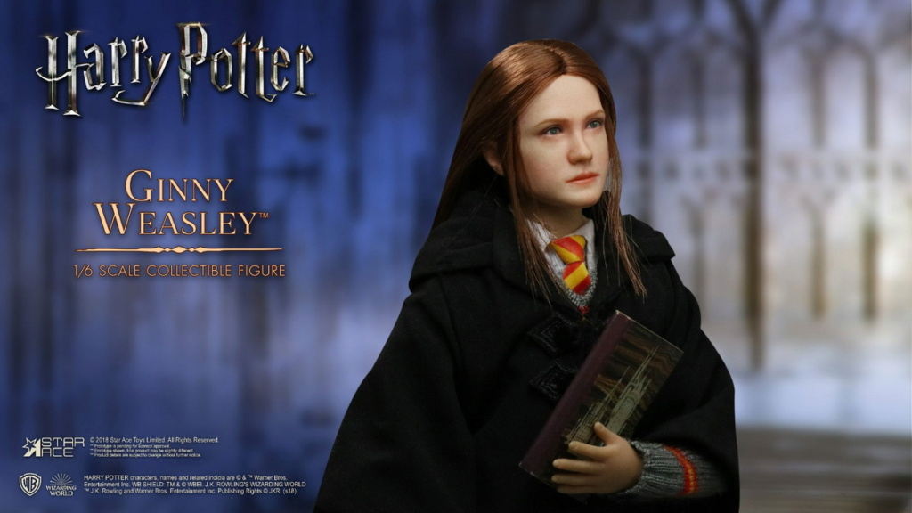 harrypotter - NEW PRODUCT: Star Ace Toys: 1/6 Harry Potter Collection - Ginny Weasley & Luna Lovegood SA062 SA063 09373310