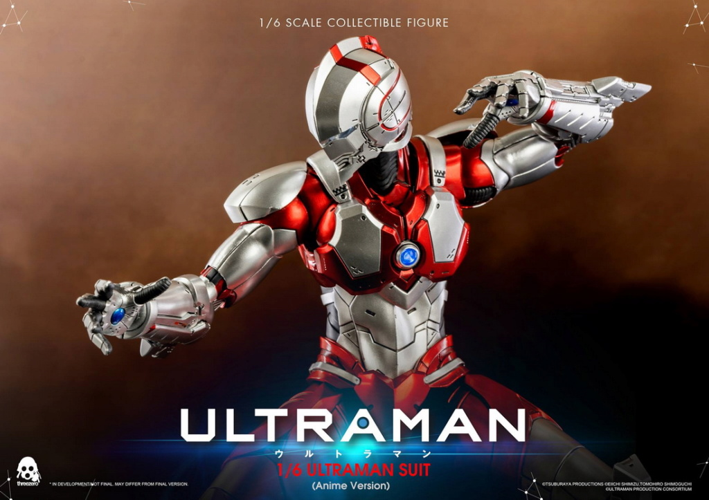 "NEW PRODUCT: Threezero: 1/6 Netflix Animated Edition ""Mobile Altman"" - ULTRAMAN / Altman Motivator 09534910"