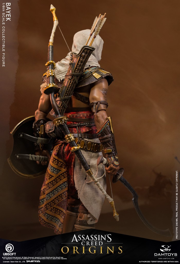 male - NEW PRODUCT: 1/6 DamToys Assassin's Creed Origins - Bayek 1/6 scale figure 0a12