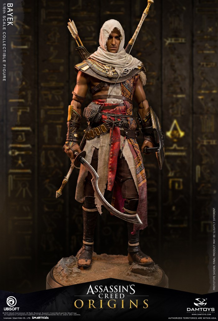 male - NEW PRODUCT: 1/6 DamToys Assassin's Creed Origins - Bayek 1/6 scale figure 0b11