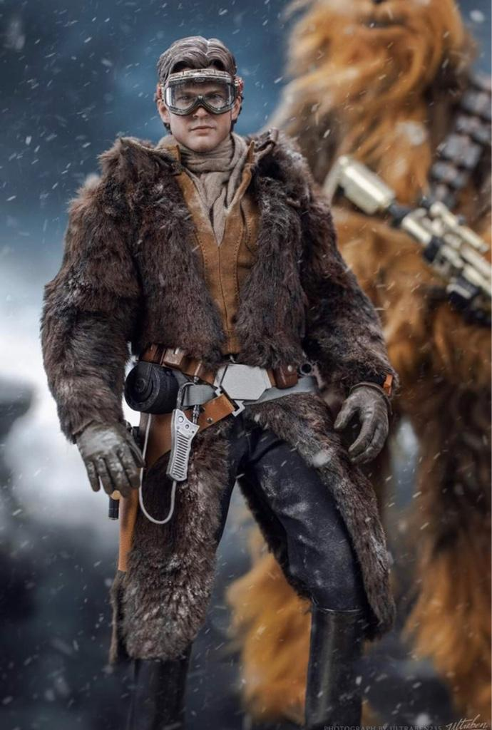 solo - NEW PRODUCT: HOT TOYS: SOLO: A STAR WARS STORY HAN SOLO (TWO VERSIONS) 1/6TH SCALE COLLECTIBLE FIGURE 0b11b510