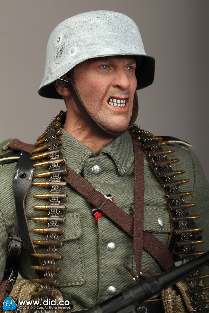 DiD - NEW PRODUCT: DiD 1/6 scale figure Egon - SS-Panzer-Division Das Reich MG42 Gunner B 0c10