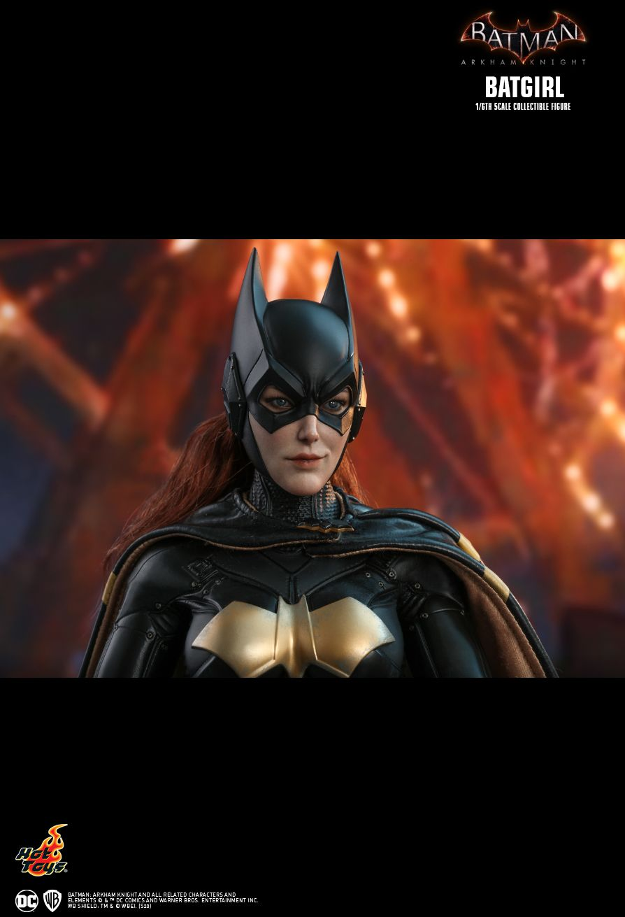 Batman - NEW PRODUCT: HOT TOYS: BATMAN: ARKHAM KNIGHT BATGIRL 1/6TH SCALE COLLECTIBLE FIGURE 0fc36010