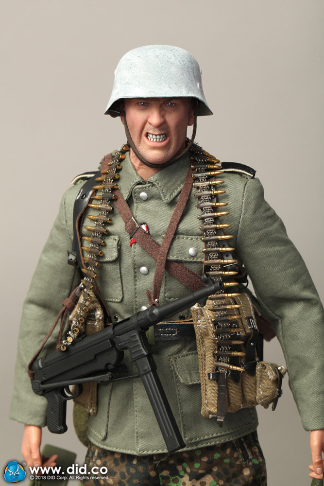 DiD - NEW PRODUCT: DiD 1/6 scale figure Egon - SS-Panzer-Division Das Reich MG42 Gunner B 0g10