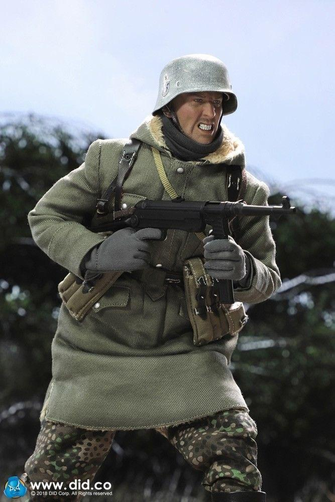 DiD - NEW PRODUCT: DiD 1/6 scale figure Egon - SS-Panzer-Division Das Reich MG42 Gunner B 0j10