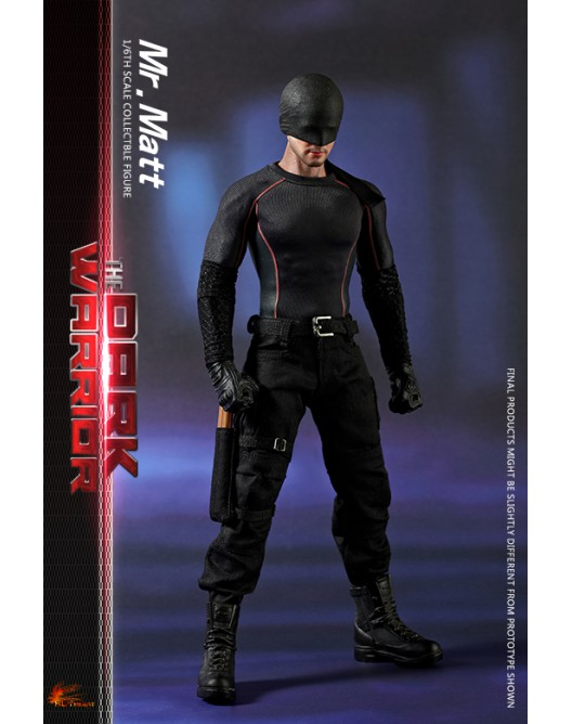 Netflix - NEW PRODUCT: Hot Heart FD007 1/6 Scale The Dark Warrior action figure 1-528x14