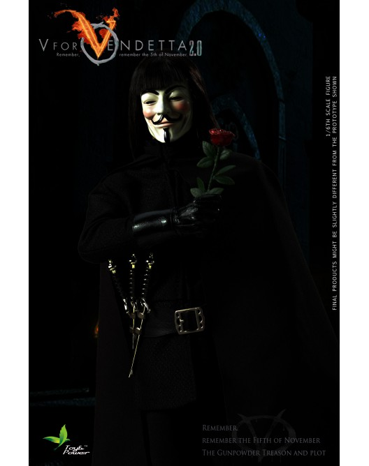 ToysPower - NEW PRODUCT: Toyspower CT013 1/6 Scale V for VENDETTA 2.0 1-528x19
