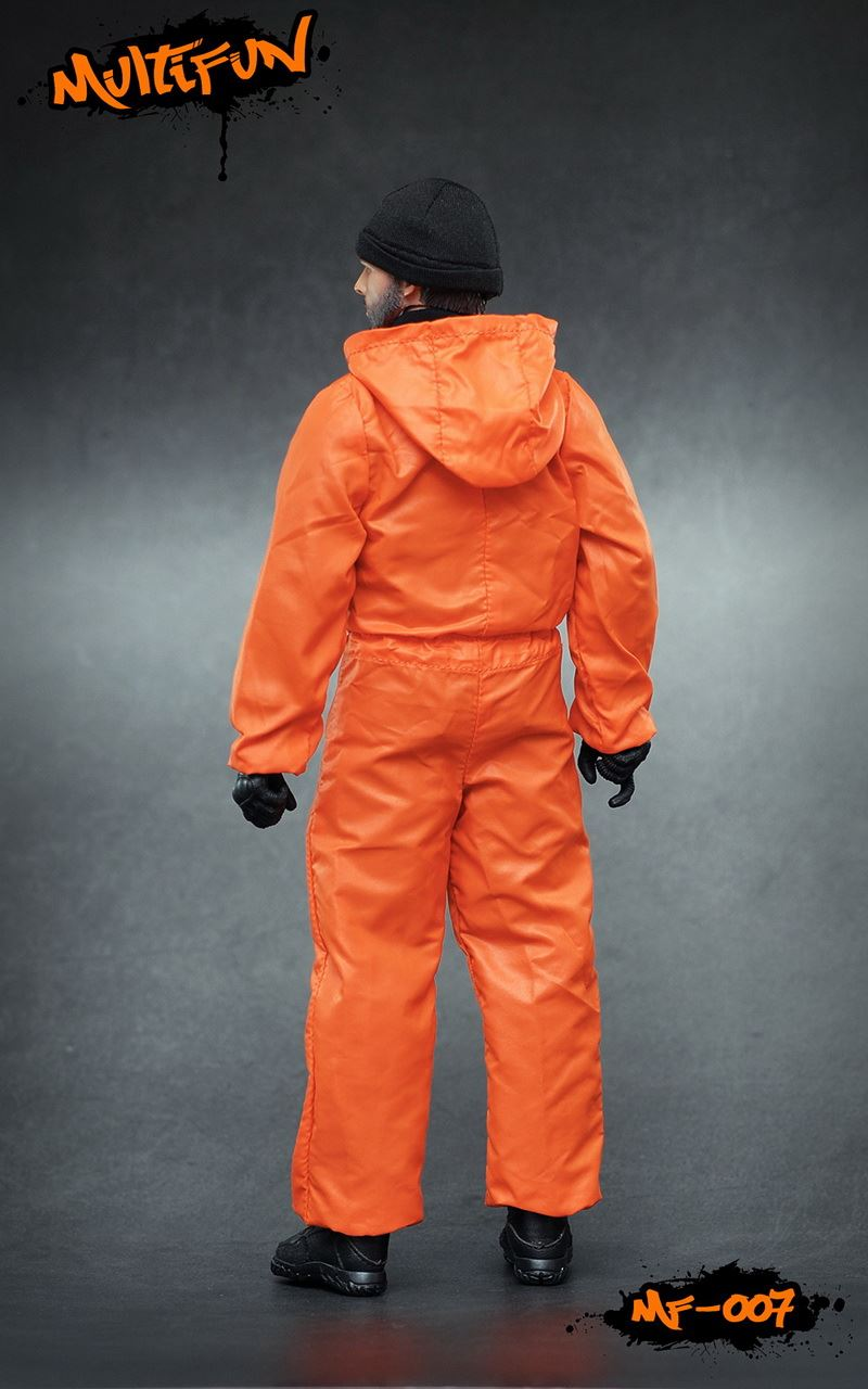 NEW PRODUCT: MULTIFUN 1/6th scale Quarantine Zone Agent 12-inch action figure Set 10102