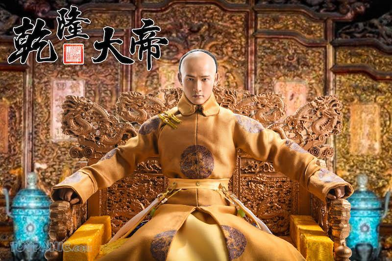 headsculpt - NEW PRODUCT: FTCtoys: 1/6 Three Kingdoms Chinese Emperor (Code: FTC1901) 10102032