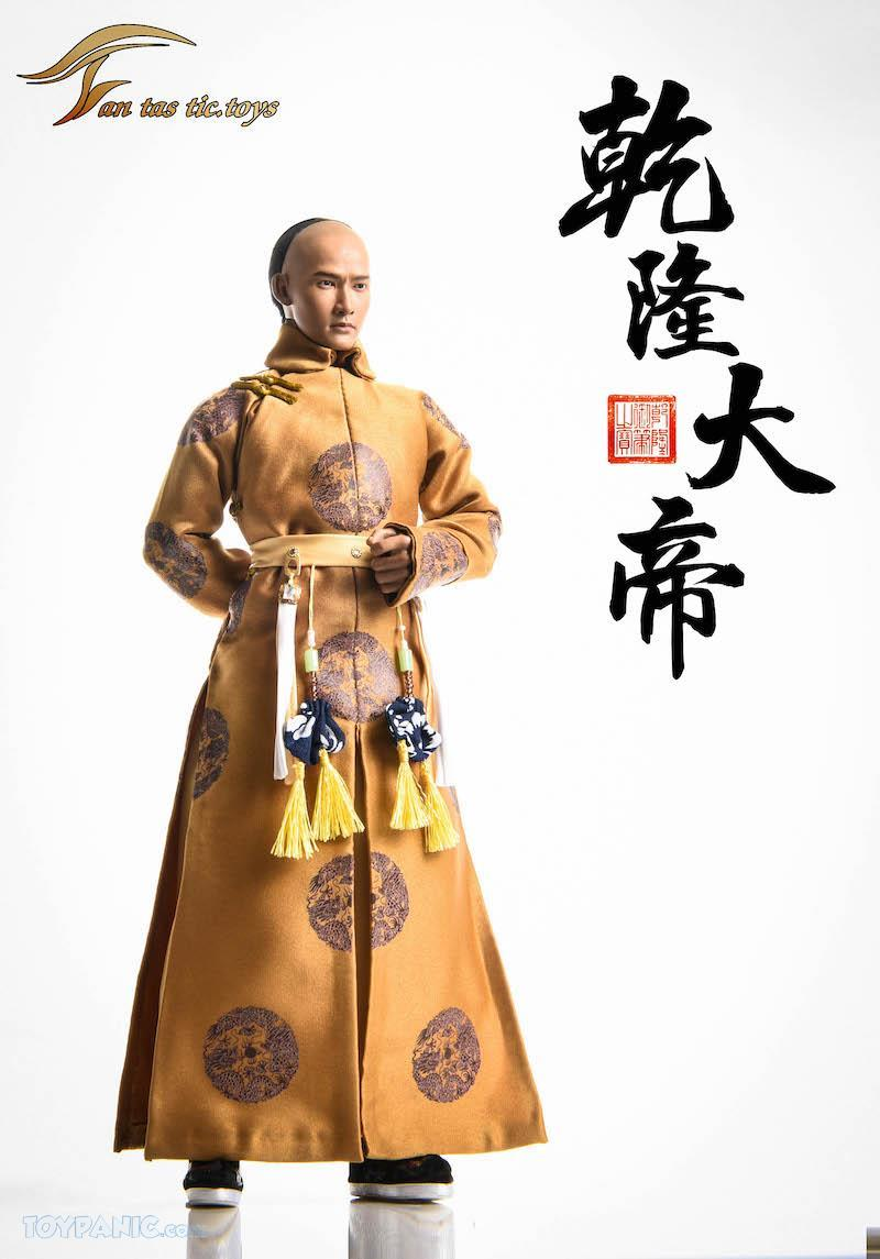 headsculpt - NEW PRODUCT: FTCtoys: 1/6 Three Kingdoms Chinese Emperor (Code: FTC1901) 10102035