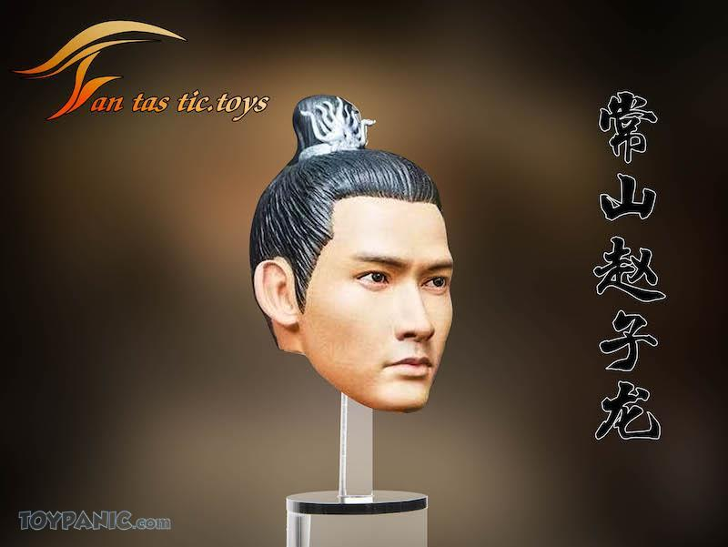 headsculpt - NEW PRODUCT: FTCtoys: 1/6 Three Kingdoms Chinese Emperor (Code: FTC1901) 10102038