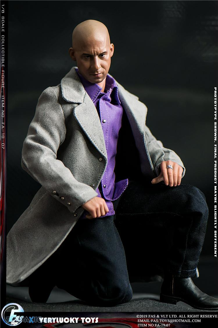 NEW PRODUCT: FASToys: 1/6 Witch Hunter (Code: FA-19-07) 10102039