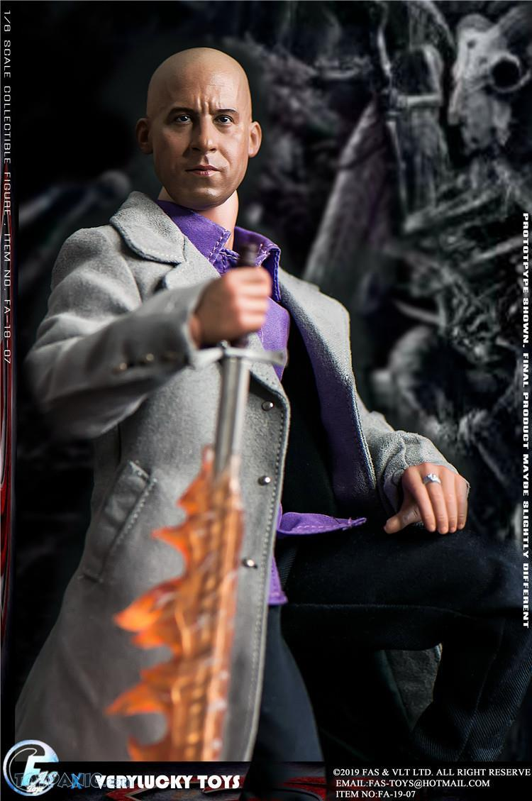 NEW PRODUCT: FASToys: 1/6 Witch Hunter (Code: FA-19-07) 10102040
