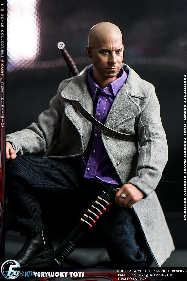NEW PRODUCT: FASToys: 1/6 Witch Hunter (Code: FA-19-07) 10102041