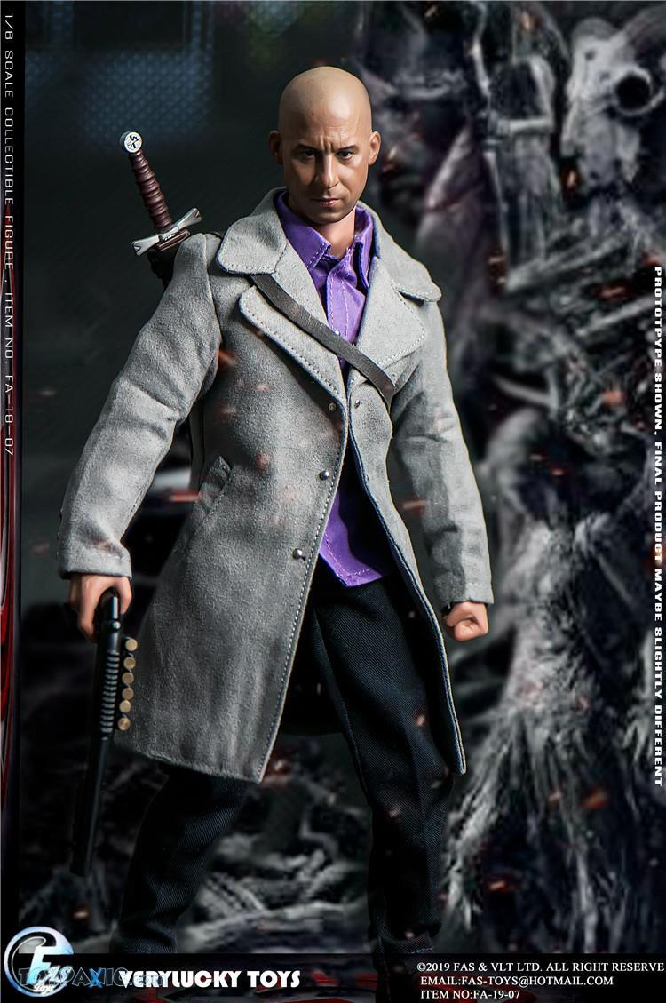 NEW PRODUCT: FASToys: 1/6 Witch Hunter (Code: FA-19-07) 10102043