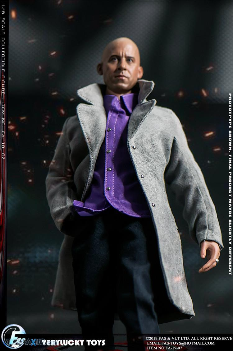 NEW PRODUCT: FASToys: 1/6 Witch Hunter (Code: FA-19-07) 10102046