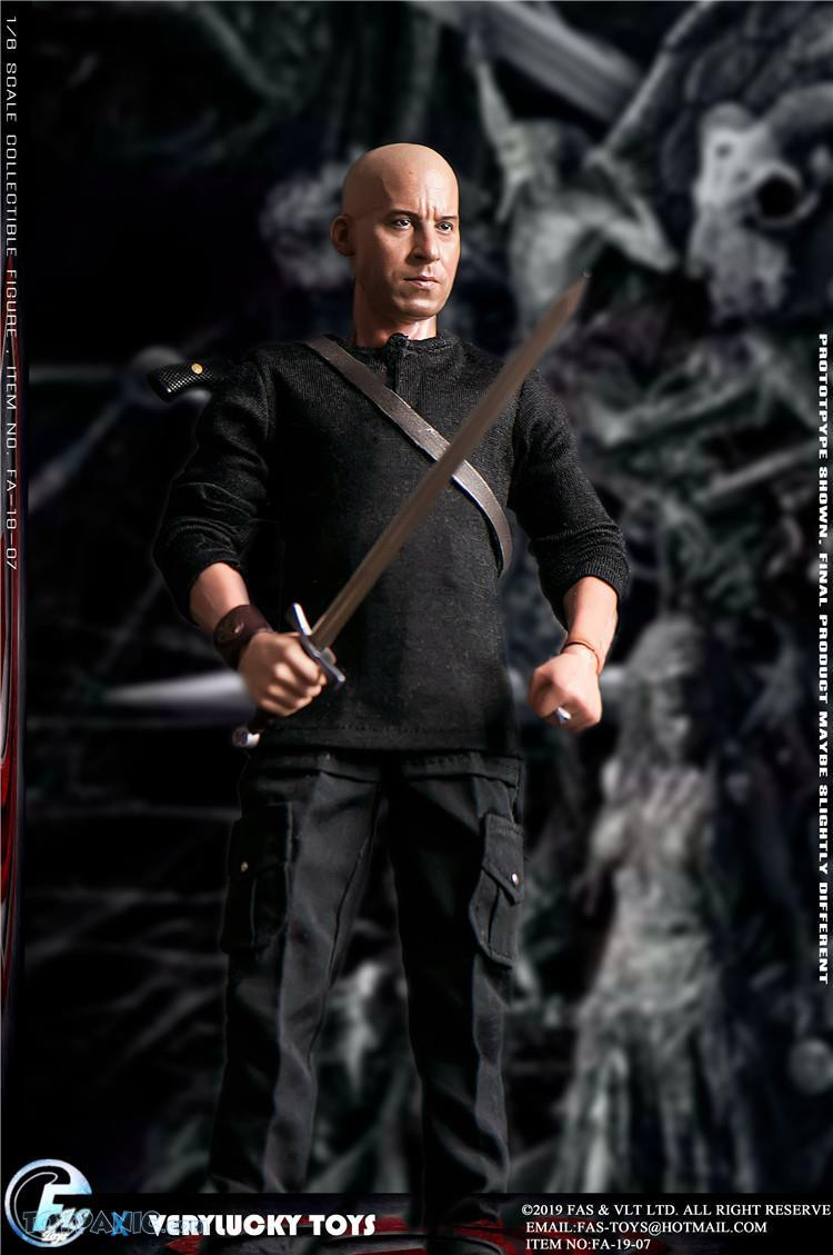 NEW PRODUCT: FASToys: 1/6 Witch Hunter (Code: FA-19-07) 10102050
