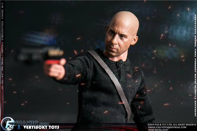 NEW PRODUCT: FASToys: 1/6 Witch Hunter (Code: FA-19-07) 10102052