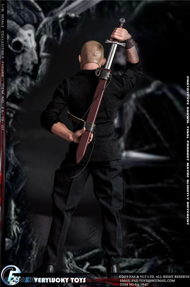 NEW PRODUCT: FASToys: 1/6 Witch Hunter (Code: FA-19-07) 10102056