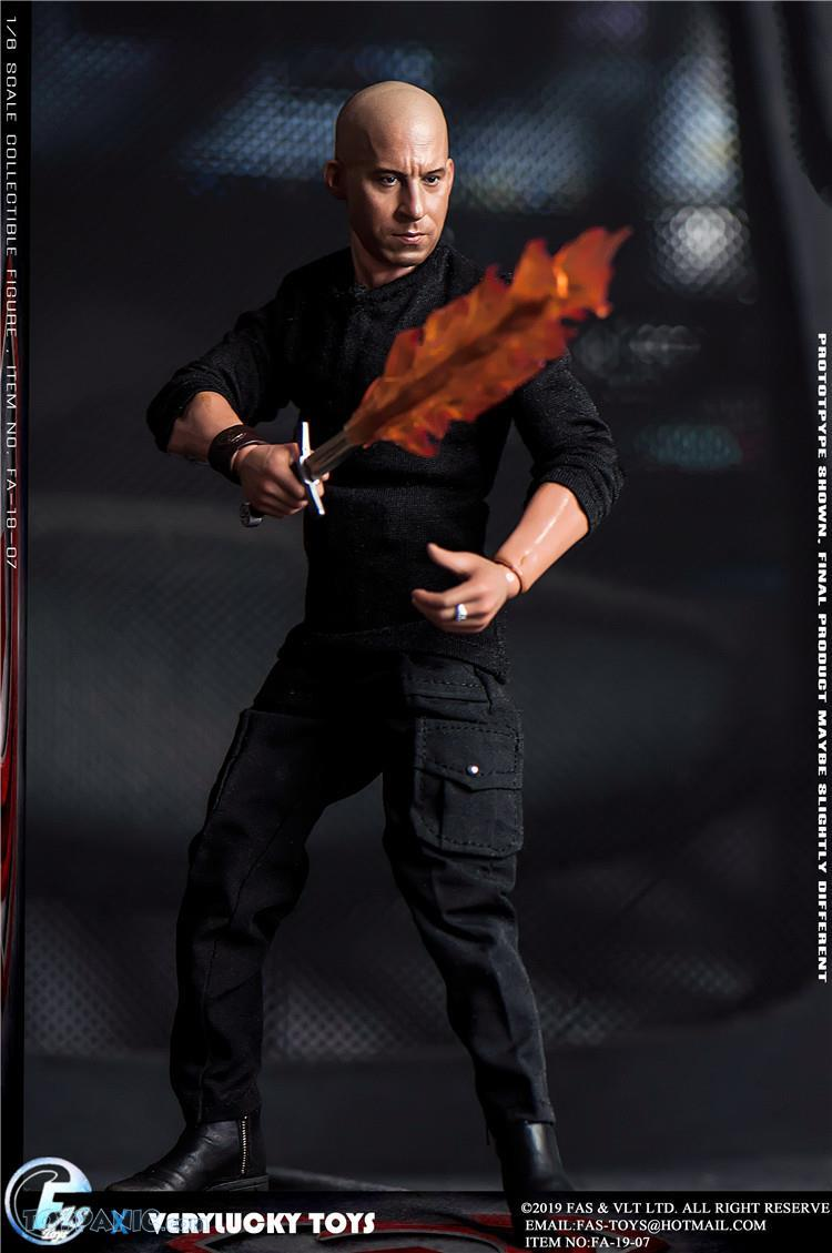 NEW PRODUCT: FASToys: 1/6 Witch Hunter (Code: FA-19-07) 10102057