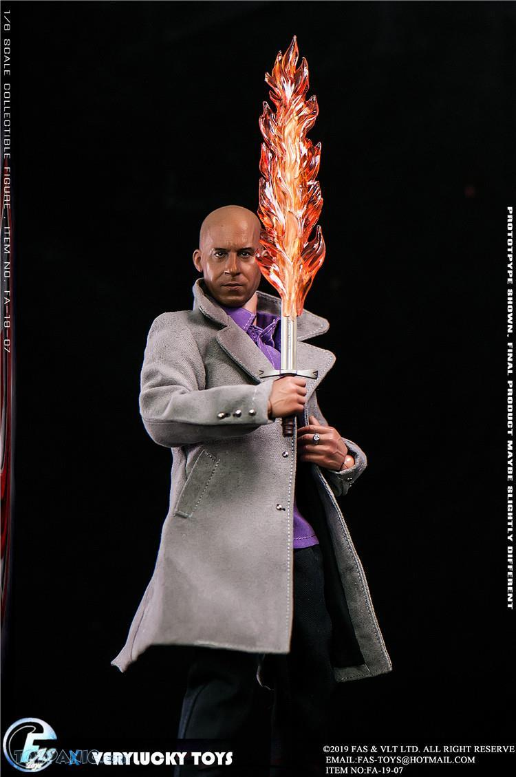NEW PRODUCT: FASToys: 1/6 Witch Hunter (Code: FA-19-07) 10102059