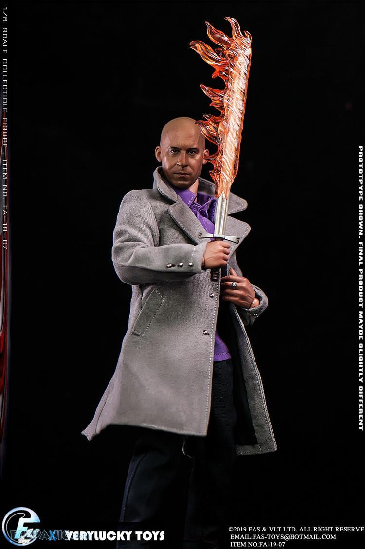 NEW PRODUCT: FASToys: 1/6 Witch Hunter (Code: FA-19-07) 10102061