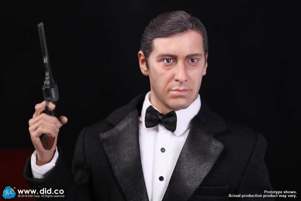 Michael - NEW PRODUCT: DiD Corporation: T80128  Chicago Gangster III Michael & T80128S  Chicago Gangster III Michael Deluxe Version 10104