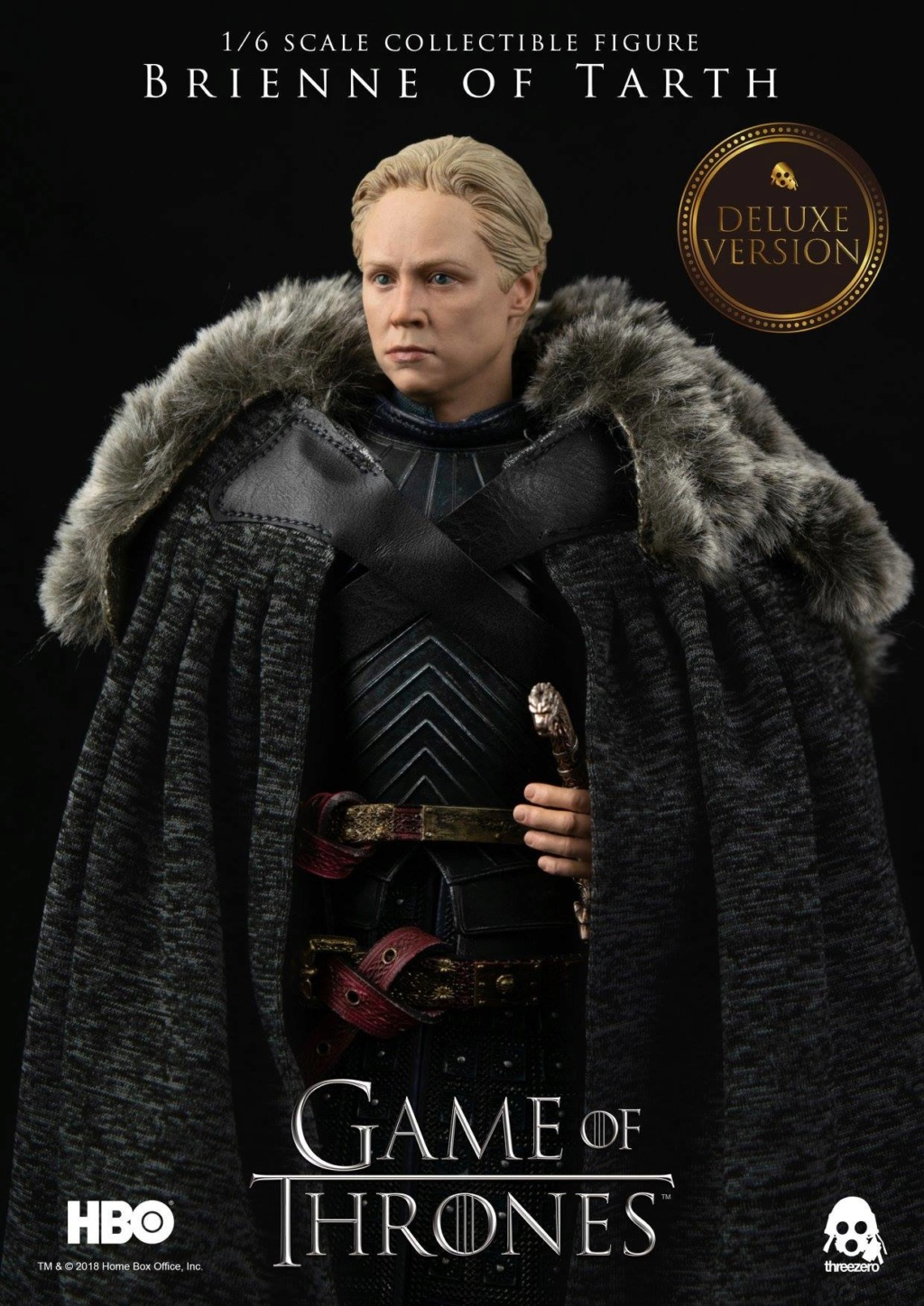 "NEW PRODUCT: ThreeZero New: 1/6 ""The Song of Ice and Fire: The Game of Power"" - Brienne of Tarth / Tarnes 10105310"