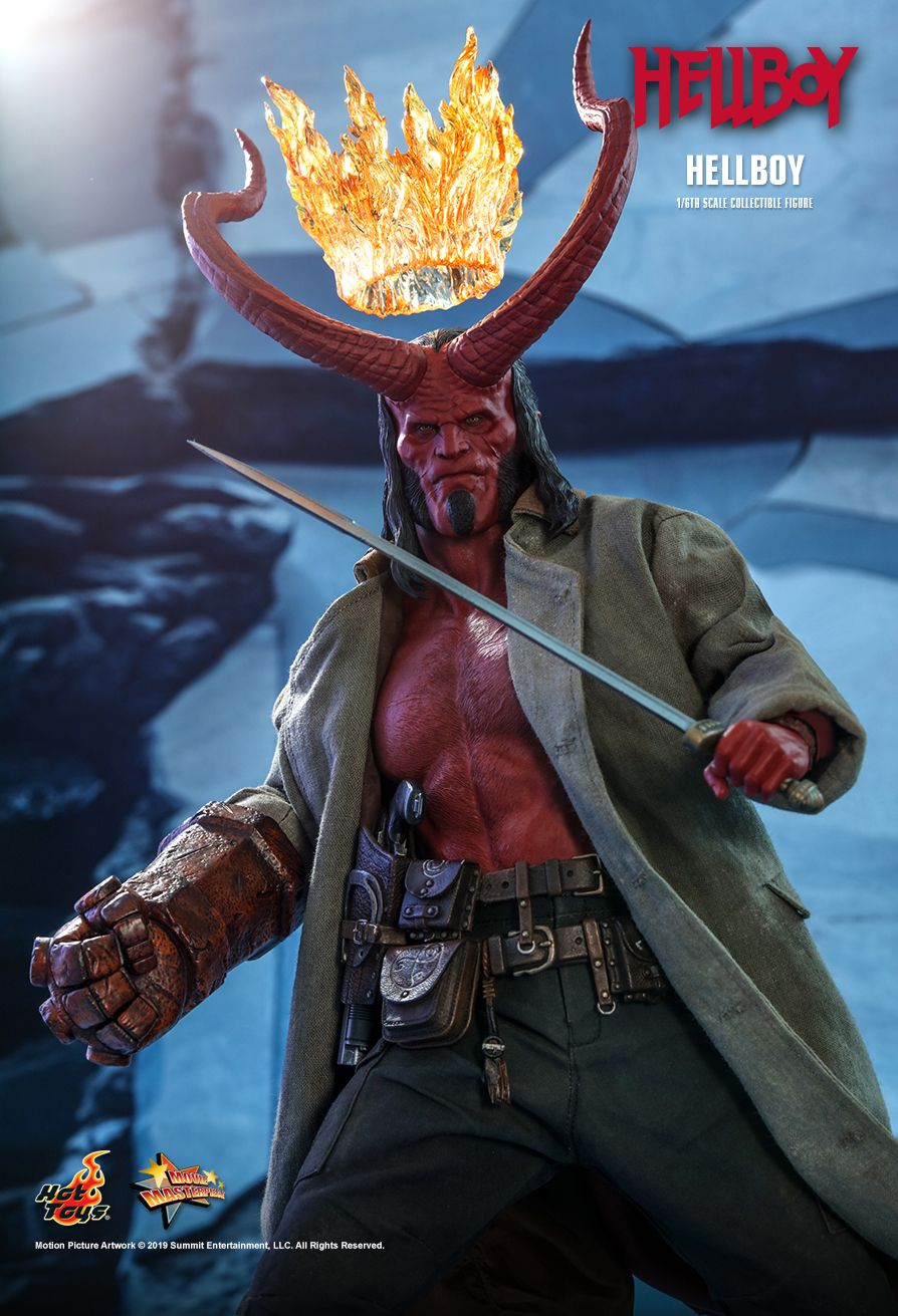 Topics tagged under hellboy on OneSixthFigures 10149