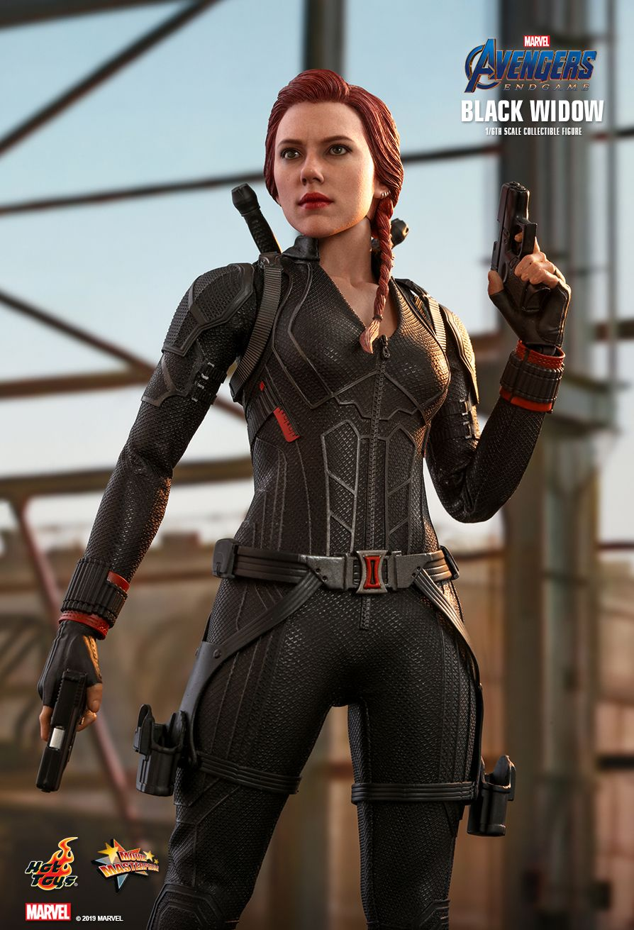 EndGame - NEW PRODUCT: HOT TOYS: AVENGERS: ENDGAME BLACK WIDOW 1/6TH SCALE COLLECTIBLE FIGURE 10152