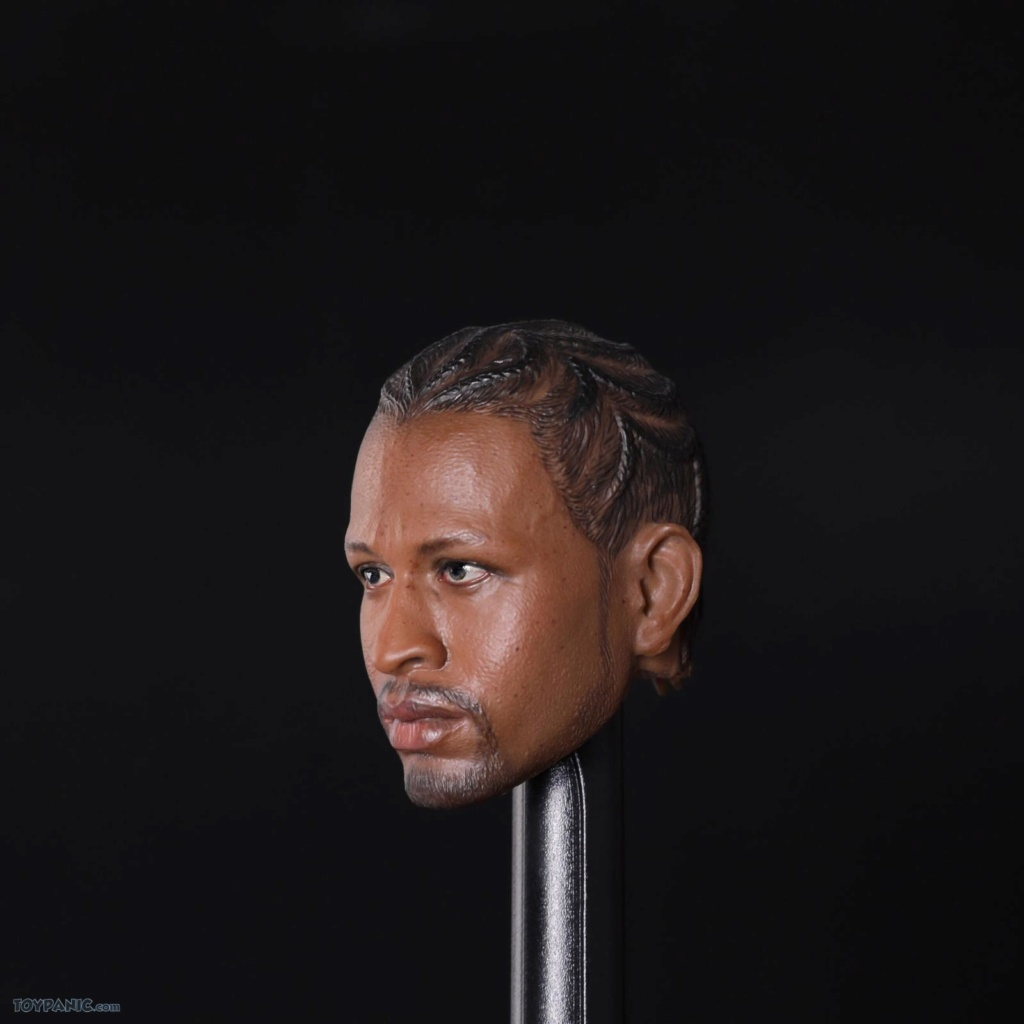 basketball - NEW PRODUCT: Advance Toys: 1/6 Iverson Headsculpt Open Mouth (AD-033A) & Normal Iverson Headsculpt (AD-033B) 1017