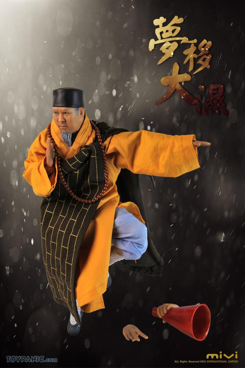 ShaolinTemple - NEW PRODUCT: MIVI: 1/6 Shaolin Temple - Abbot Master  Code: MV-029 10172013