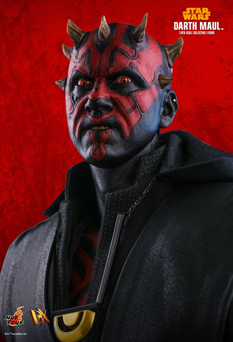 solo - NEW PRODUCT: HOT TOYS: SOLO: A STAR WARS STORY DARTH MAUL 1/6TH SCALE COLLECTIBLE FIGURE 10182