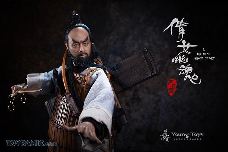 NEW PRODUCT: 1/6 scale A Chinese Ghost Story - YAN CIXIA Ghost Hunter (Wu Ma)  From Young Toys  Code: YT1910201801 10192010
