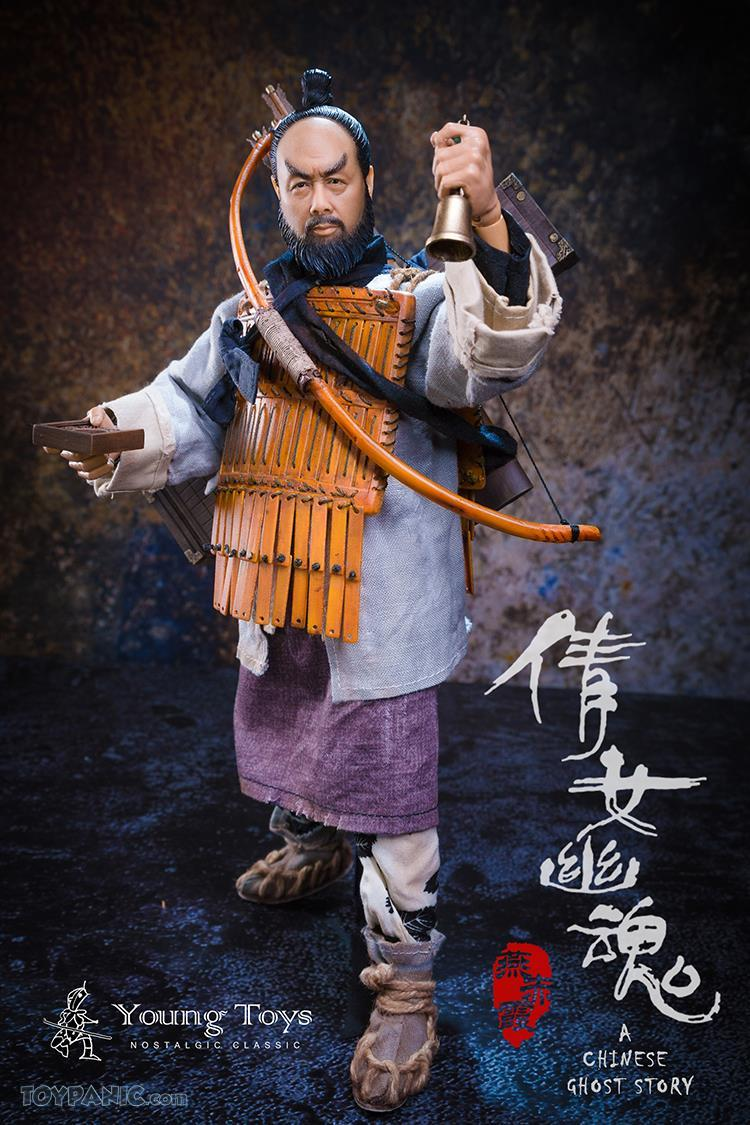 NEW PRODUCT: 1/6 scale A Chinese Ghost Story - YAN CIXIA Ghost Hunter (Wu Ma)  From Young Toys  Code: YT1910201801 10192012