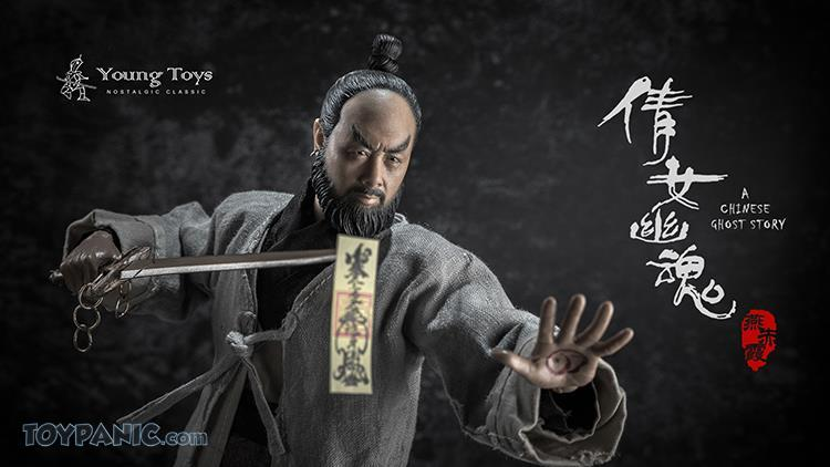 NEW PRODUCT: 1/6 scale A Chinese Ghost Story - YAN CIXIA Ghost Hunter (Wu Ma)  From Young Toys  Code: YT1910201801 10192013