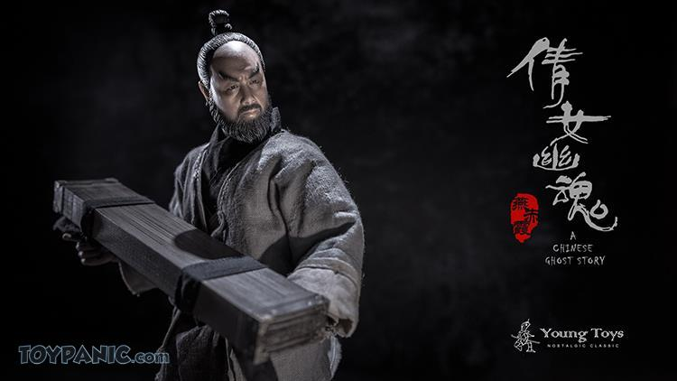 NEW PRODUCT: 1/6 scale A Chinese Ghost Story - YAN CIXIA Ghost Hunter (Wu Ma)  From Young Toys  Code: YT1910201801 10192017