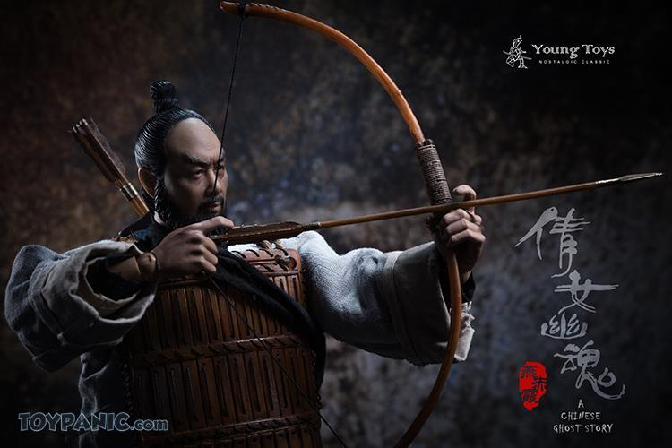 NEW PRODUCT: 1/6 scale A Chinese Ghost Story - YAN CIXIA Ghost Hunter (Wu Ma)  From Young Toys  Code: YT1910201801 10192020
