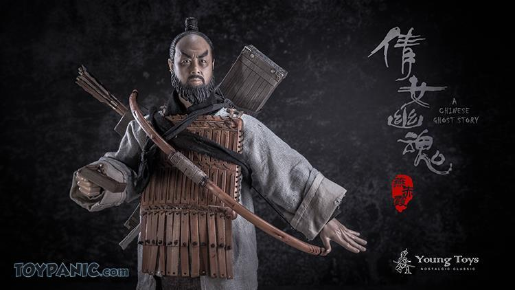 NEW PRODUCT: 1/6 scale A Chinese Ghost Story - YAN CIXIA Ghost Hunter (Wu Ma)  From Young Toys  Code: YT1910201801 10192025