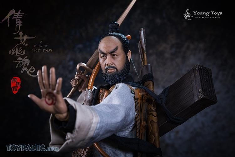 NEW PRODUCT: 1/6 scale A Chinese Ghost Story - YAN CIXIA Ghost Hunter (Wu Ma)  From Young Toys  Code: YT1910201801 10192028