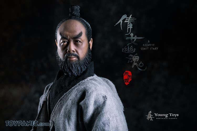 NEW PRODUCT: 1/6 scale A Chinese Ghost Story - YAN CIXIA Ghost Hunter (Wu Ma)  From Young Toys  Code: YT1910201801 10192031