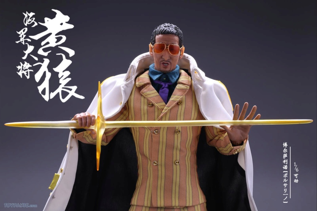 JokerToys - NEW PRODUCT: 1/6 Scale One Piece - Borsalino (Kizaru Yellow Monkey)  From JOKER TOYS  Code: JOK1810201801 10192037