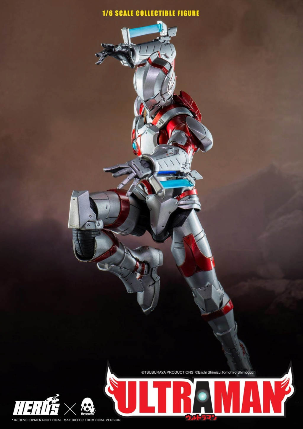 Topics tagged under ultraman on OneSixthFigures 10214710